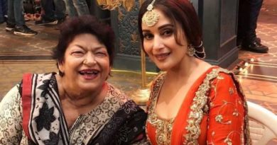 Saroj Khan Dance Video