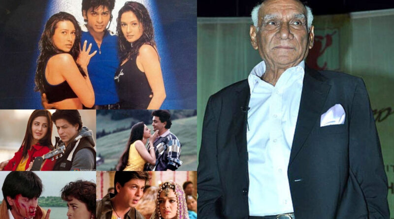 Yash Chopra Biography
