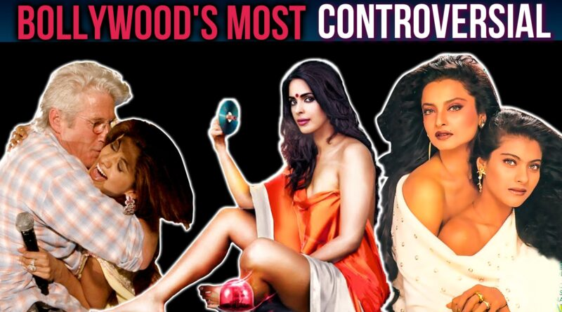 bollywood controversial photos